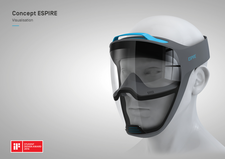 ESPIRE - Full Face Respirator