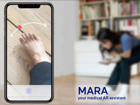 MARA – Your Medical AR Assistent